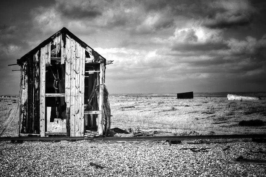 Landscape Photograph - Projekt Desolate Beach Condo  1 by Stuart Ellesmere