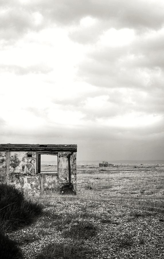 Landscape Photograph - Projekt Desolate Block 1 by Stuart Ellesmere