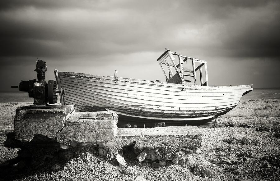 Landscape Photograph - Projekt Desolate His N Hers  1 by Stuart Ellesmere