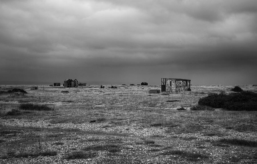 Landscape Photograph - Projekt Desolate Playground  1 by Stuart Ellesmere