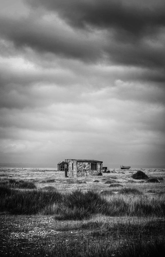 Landscape Photograph - Projekt Desolate The Range  by Stuart Ellesmere