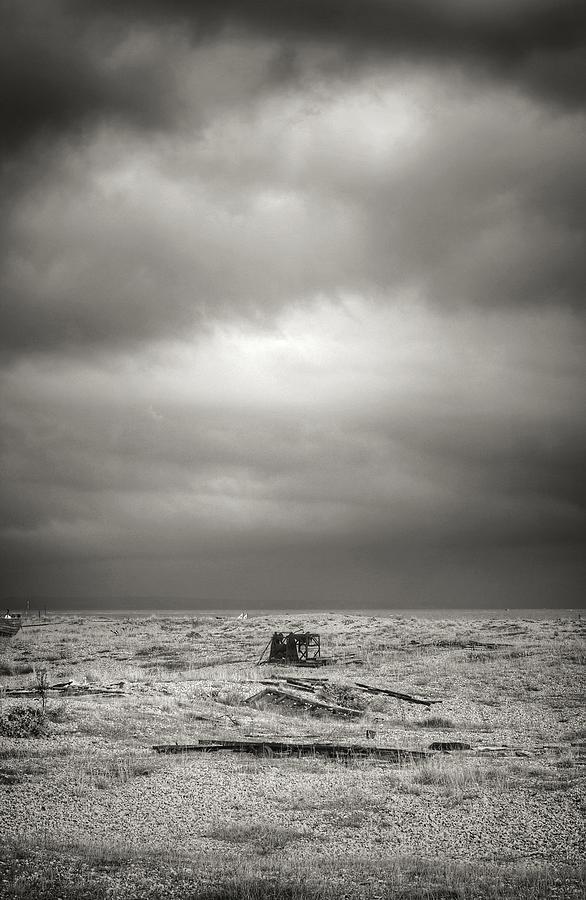Landscape Photograph - Projekt Desolate Workspace  1 by Stuart Ellesmere