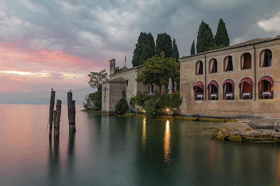 Garda Photograph - Punta San Vigilio - Italy 1 by Joana Kruse