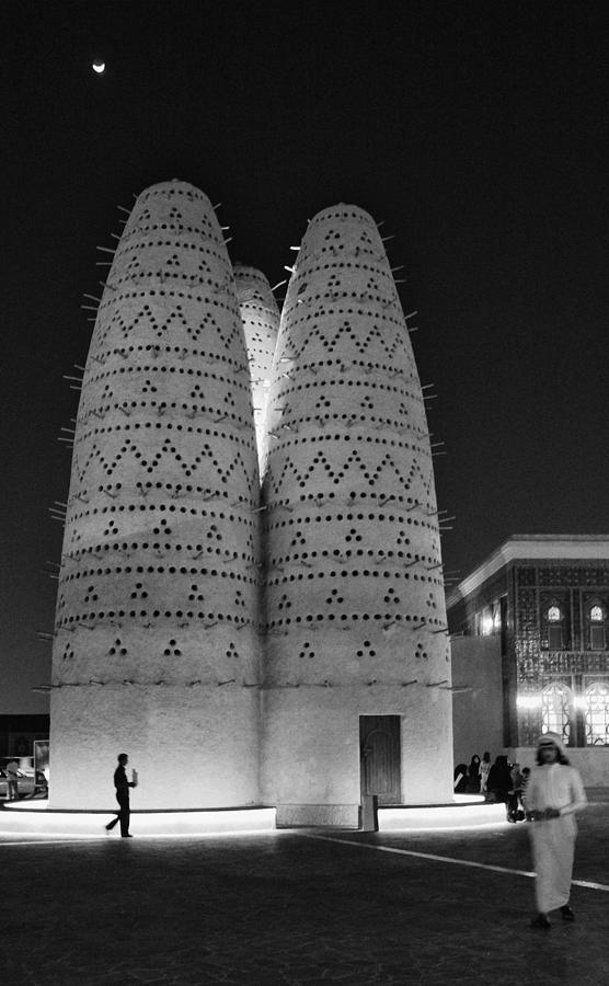 Doha Photograph - Qatar Cultural Village by Paul Cowan