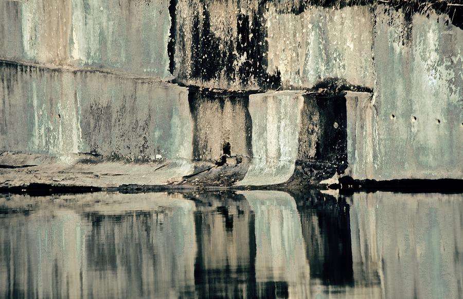 Marble Photograph - Quarry by Gillis Cone