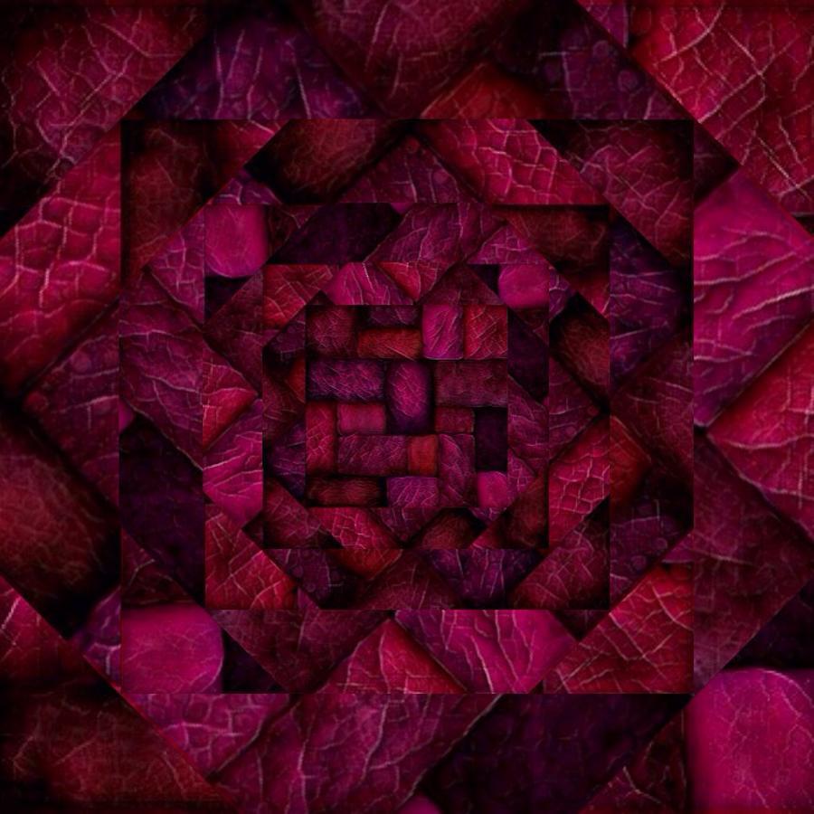 Abstract Art Quilt Patterns