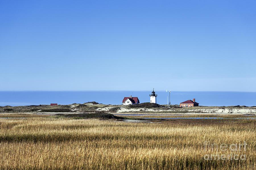 Cape Cod Photograph - Race Point Lighthouse by John Greim