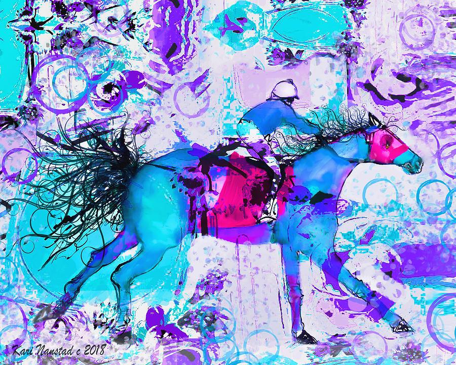 Racing Colors by Kari Nanstad