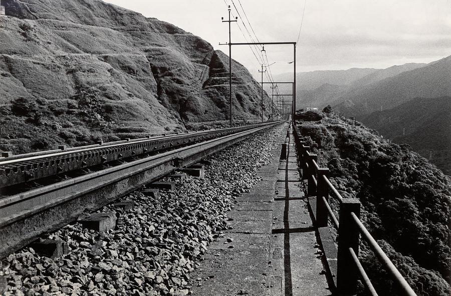 Railroad Photograph - Railroad by Amarildo Correa