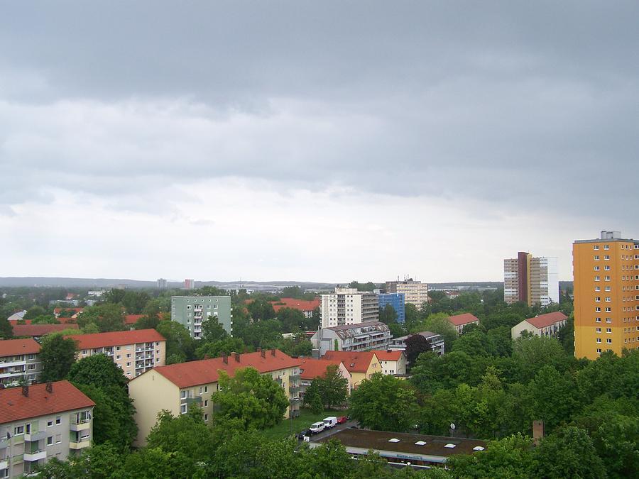 Raining 28 V 2010 Photograph by Amelia Romanowska