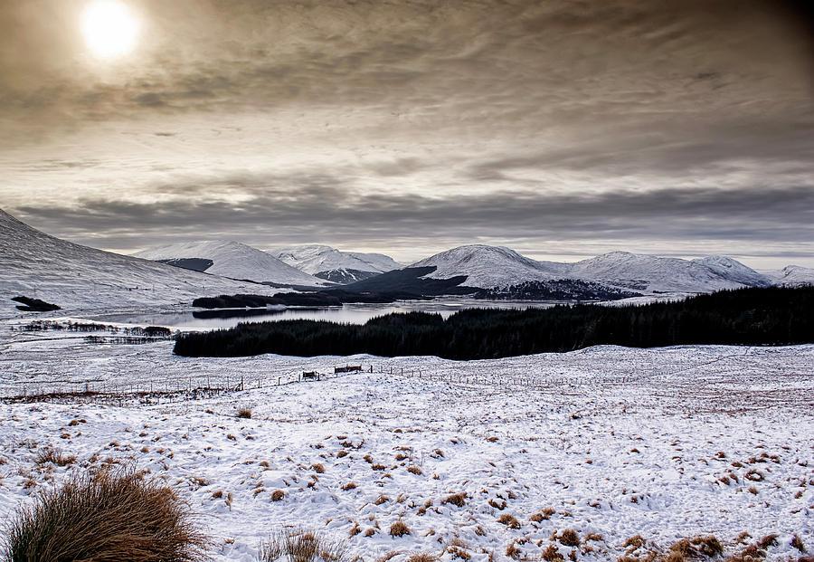 Rannoch Moor Photograph - Rannoch Moor by Sam Smith