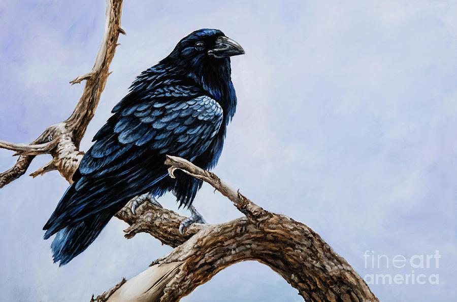 Raven by Igor Postash