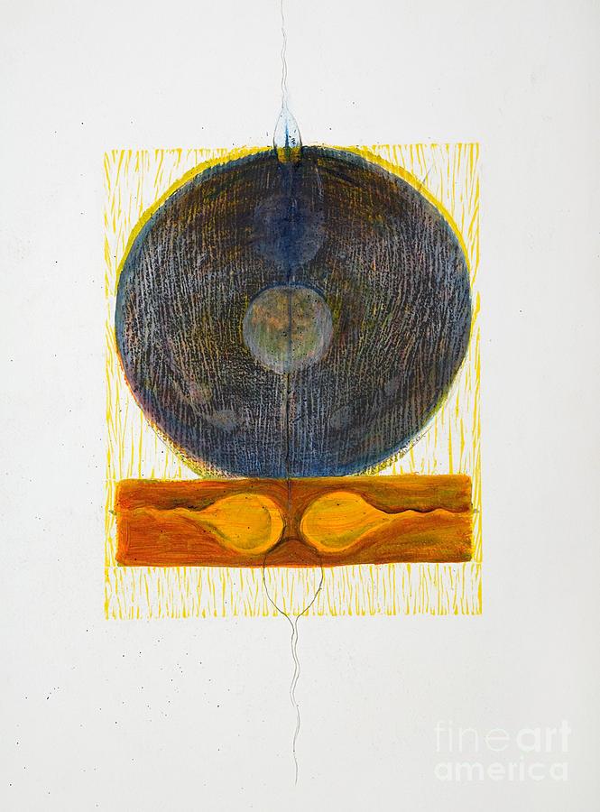 Reciprocal End Drawing by Asma Hashmi