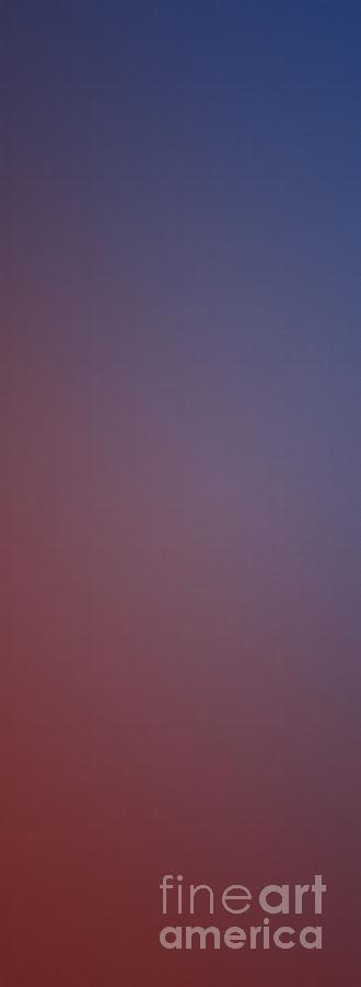 Bathroom Digital Art - Red And Blu by Archangelus Gallery