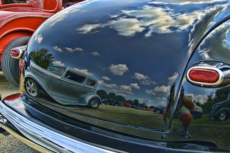 Nsra Nationals Photograph - Reflections by Nick Roberts