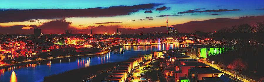 Dortmund Photograph - Reflections Of Dortmund by Pixabay