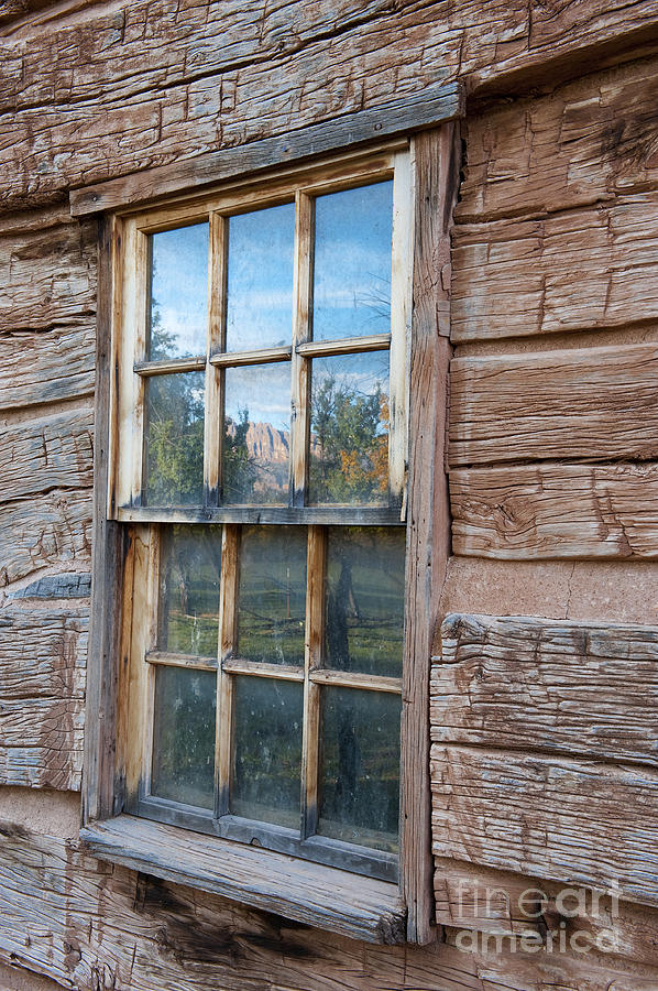 Southwest Photograph - Reflections Of Time by Sandra Bronstein