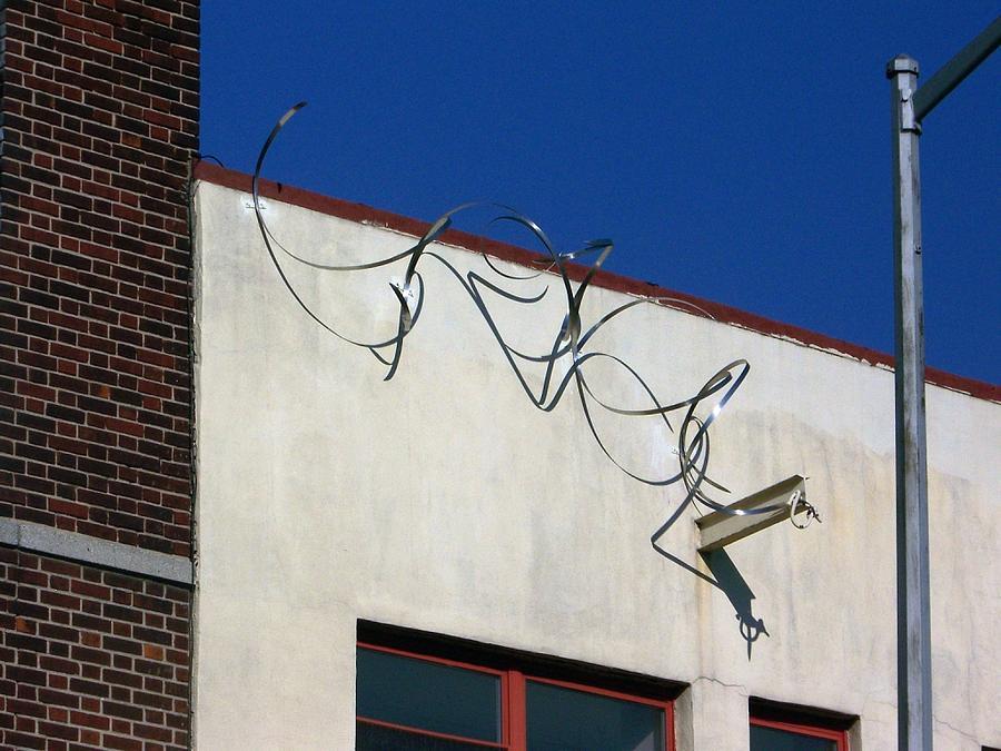 Installation Sculpture - Respiration by Evan Leutzinger