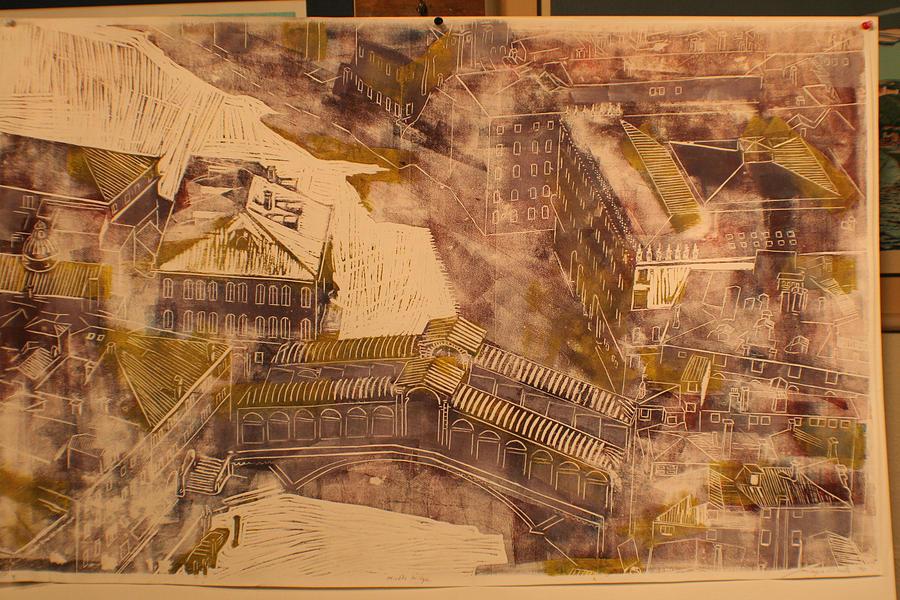 Rialto Bridge Print by Biagio Civale