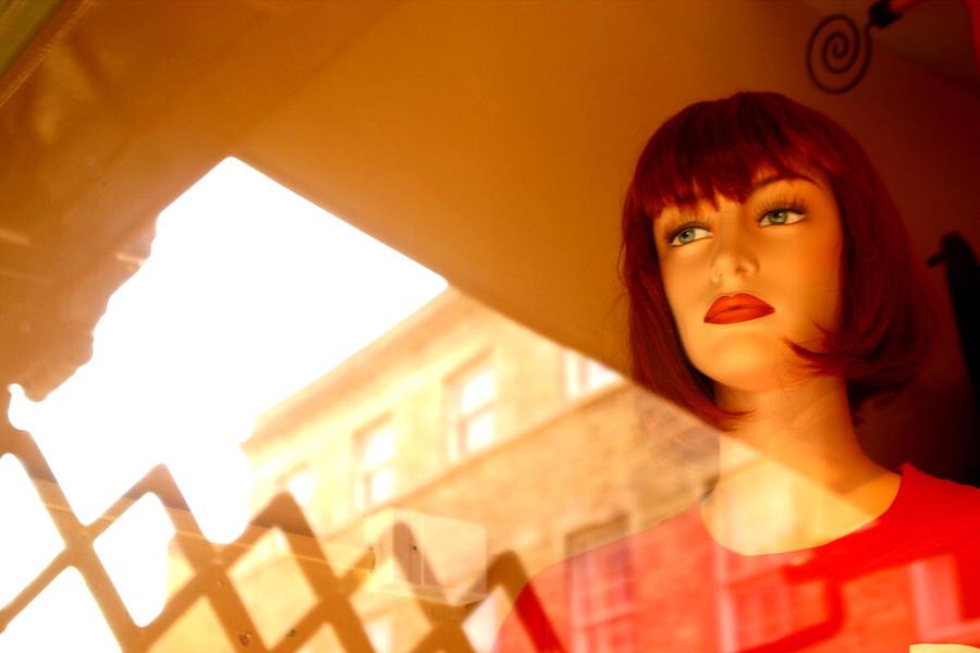 Photographer Photograph - Rita by Jez C Self