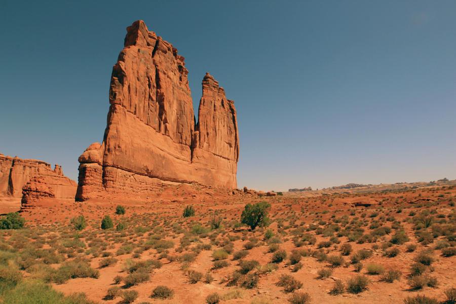 Rock Formation by Jodi Vetter