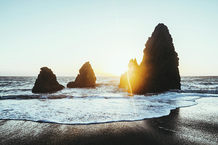 Rodeo Beach by Lee Harland