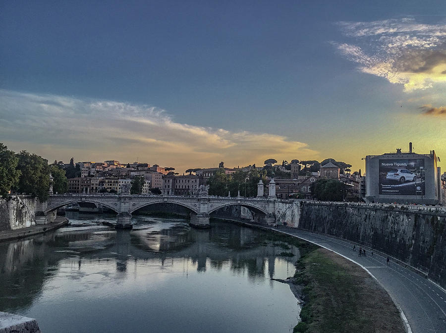 Italia Photograph - Rome by Joseph Yarbrough