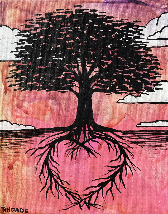 Rooted in Love by Nathan Rhoads