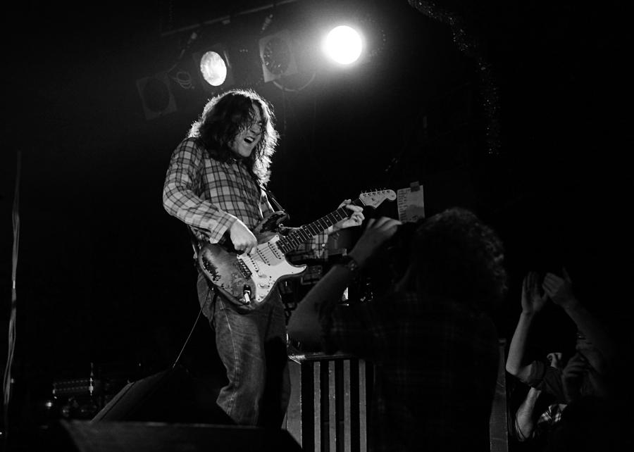Guitarists Photograph - Rory in Kent by Ben Upham