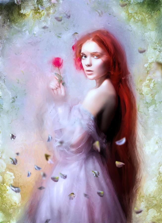 Rose by Karen Koski