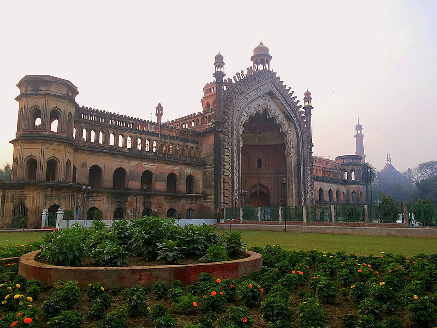 City Photograph - Rumi Gate by Atullya N Srivastava