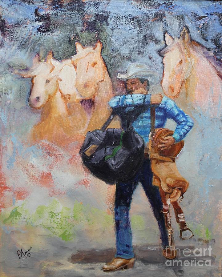Rush Hour by Patricia Amen