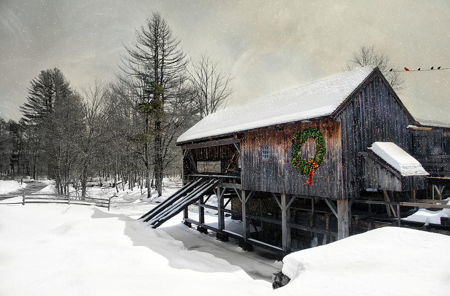 Rustic Holiday by Robin-Lee Vieira