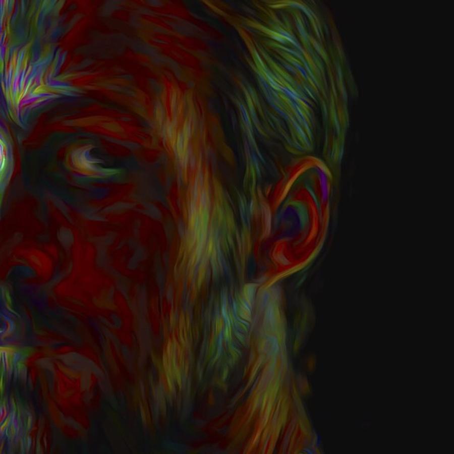 Model Photograph - #ryangosling #gosling #male #actress by David Haskett II