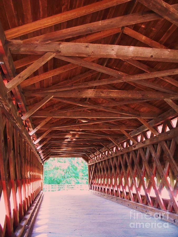 Gettysburg Painting - Sachs Bridge by Eric  Schiabor