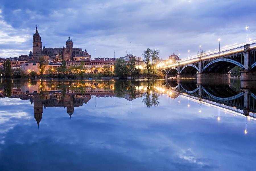 Salamanca Photograph by Andre Goncalves