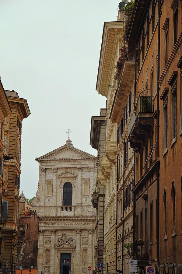 Italy Photograph - San Giovanni Dei Fiorentini by JAMART Photography