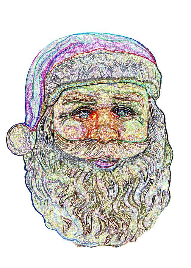 Santa by Ludwig Keck