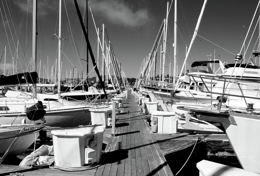 Sausalito Yacht Harbor by Nick Jones
