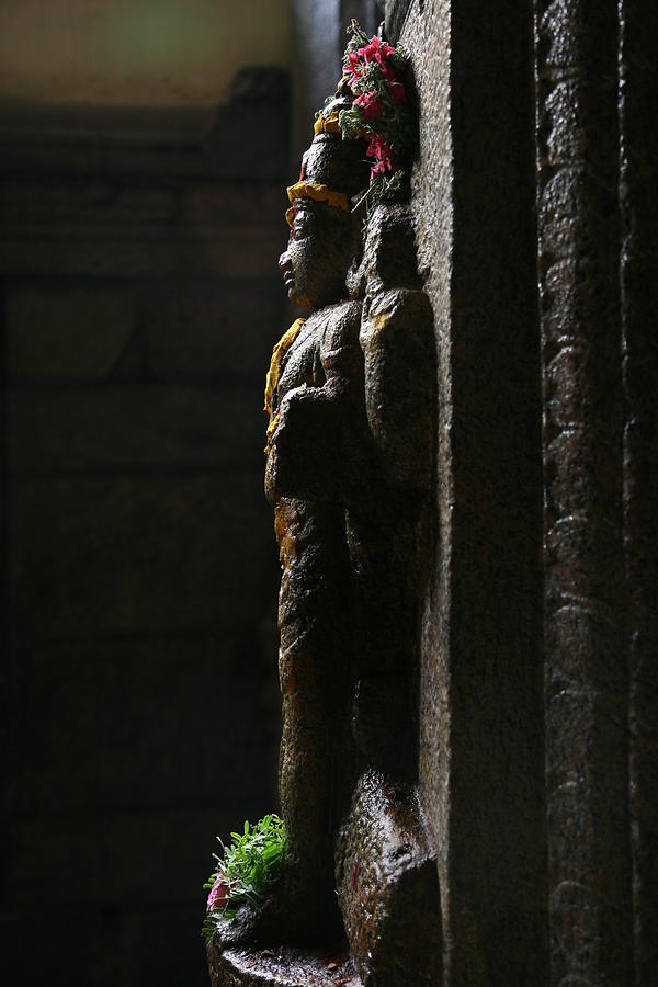 Sculpture Photograph - Sculpture by Deepak Pawar
