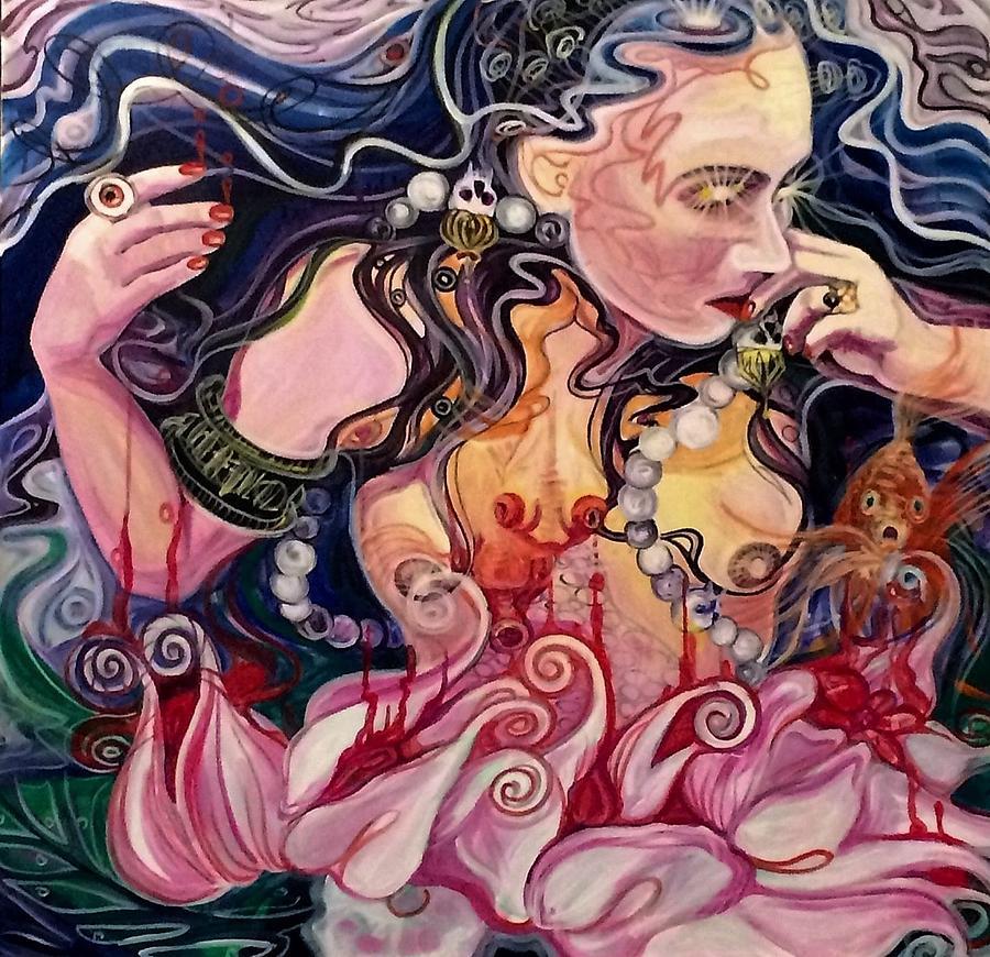 SEA GODDESS by Yelena Tylkina
