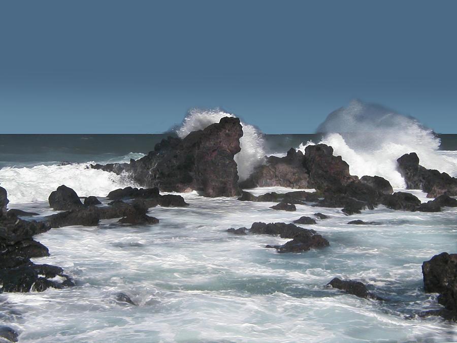 Seascape 8 by michaelalonzo kominsky