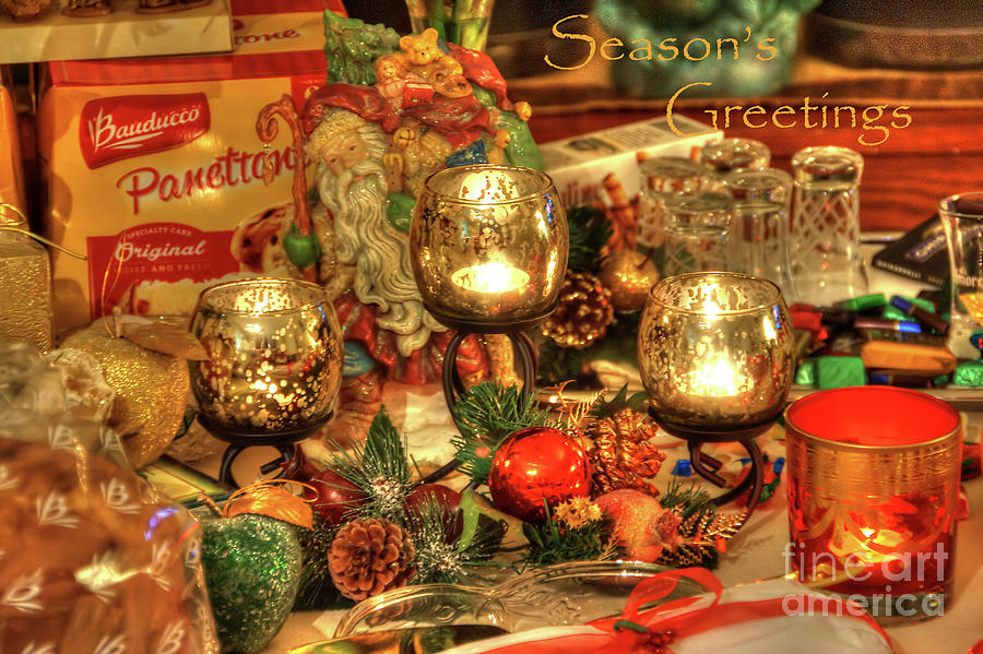 Season's Greetings by LR Photography