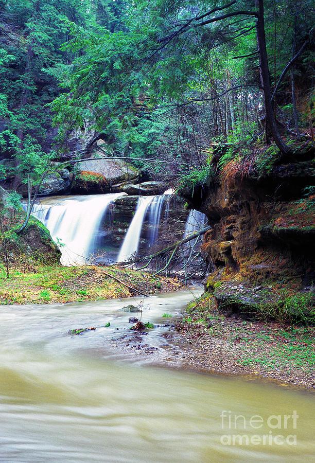 Ohio Photograph - Serene Solitude by Thomas R Fletcher
