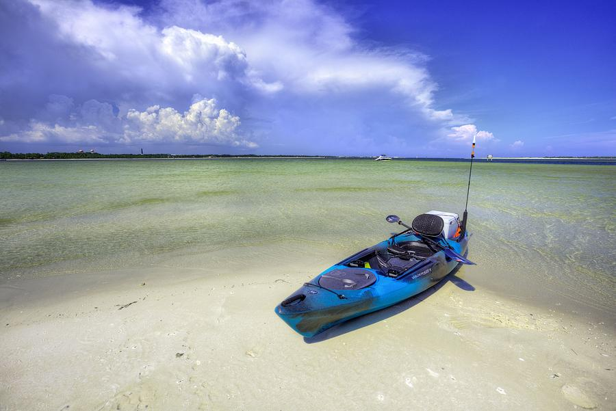 Pensacola Beach Photograph - Serenity  by JC Findley