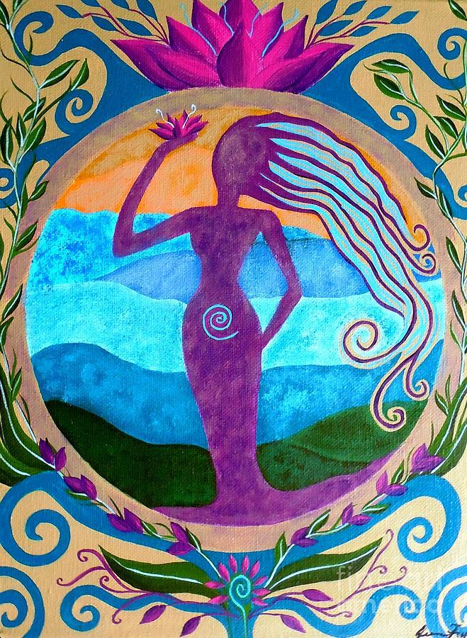 She Heals by Jean Fry