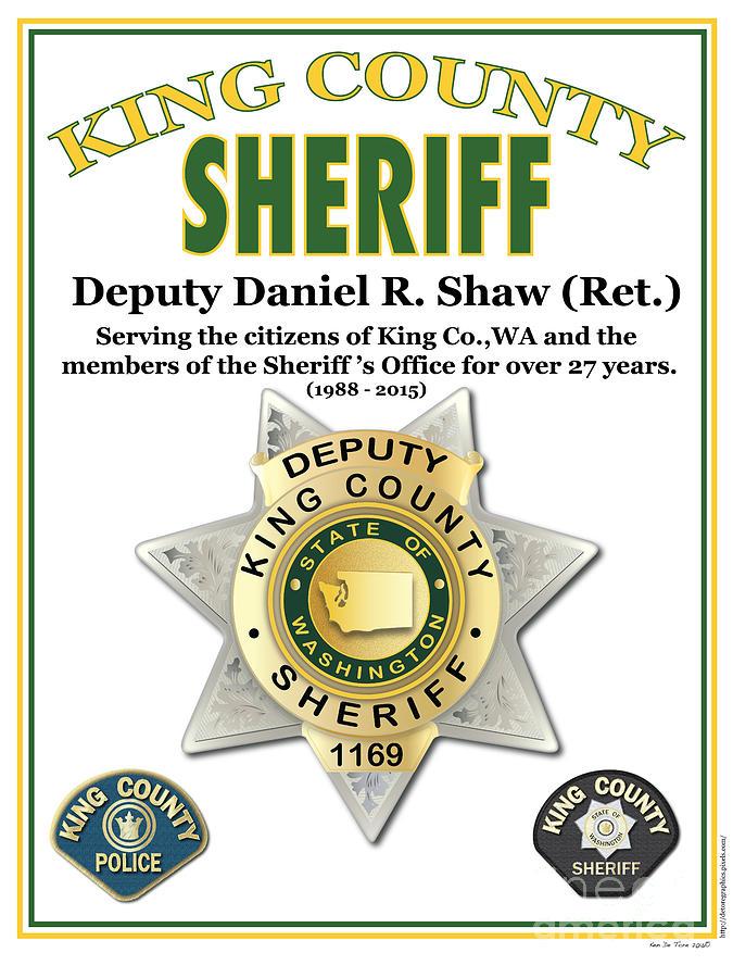 sheriff by Kenneth De Tore