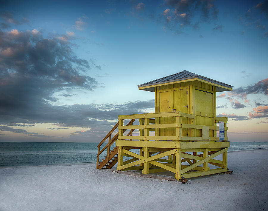 Florida Photograph - Siesta Key Beach by Don Miller