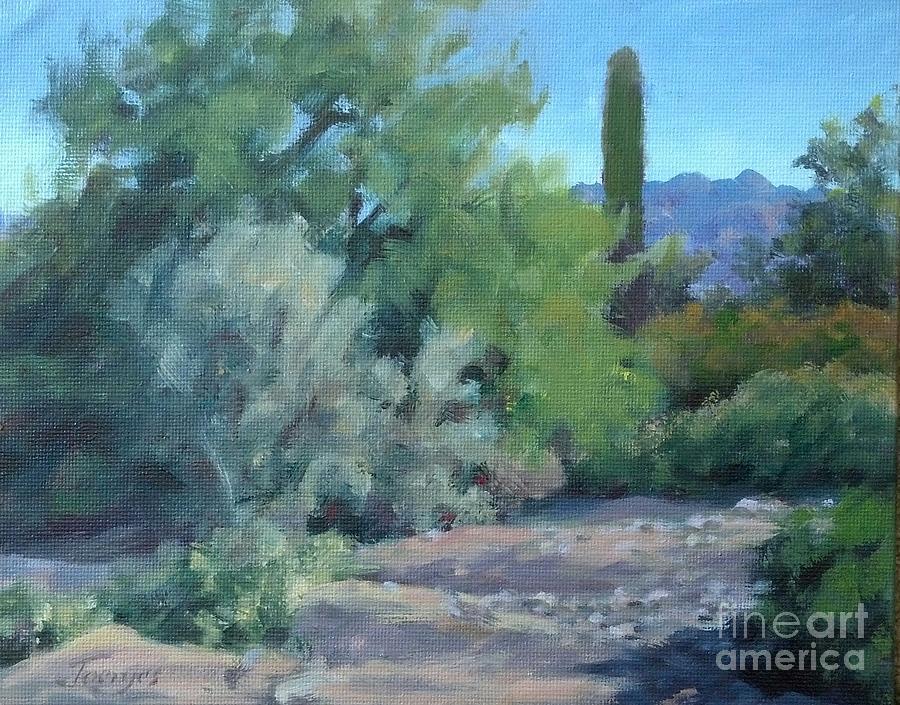 Lush Desert by James H Toenjes