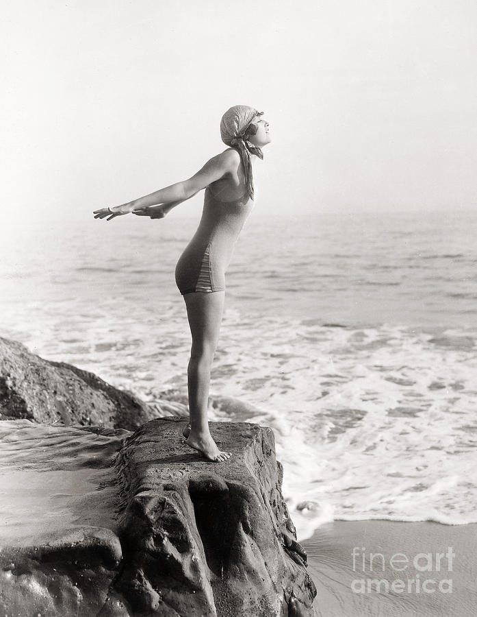 Silent still bather photograph by granger for Design your own bathers